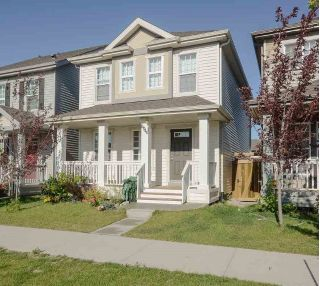 Main Photo: 8048 EVANS Crescent in Edmonton: Zone 57 House for sale : MLS®# E4121577