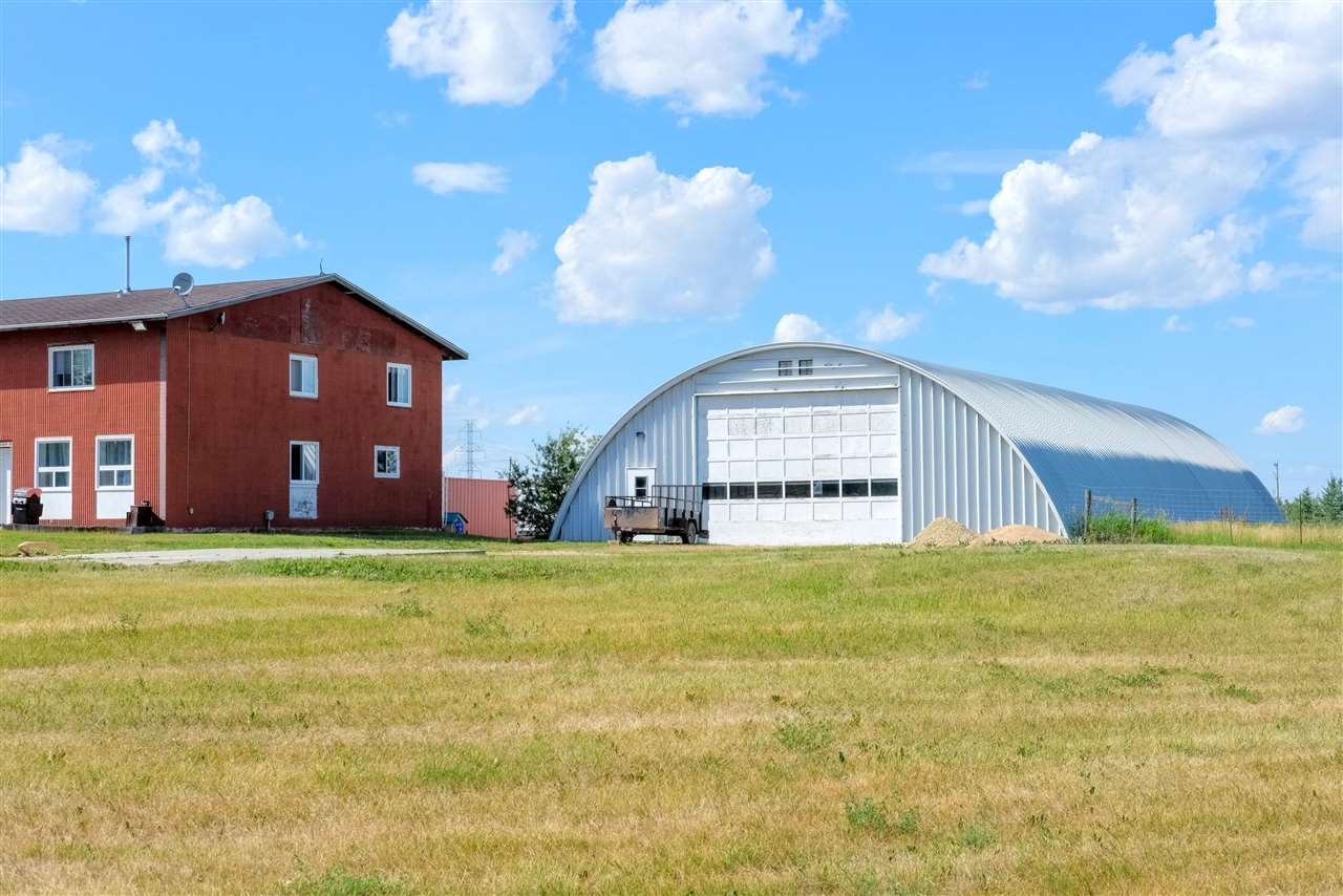 Main Photo: 50569 RGE RD 244: Beaumont Land Commercial for sale : MLS®# E4126306