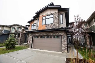 Main Photo: 14 Fosbury Link: Sherwood Park House Half Duplex for sale : MLS®# E4126968