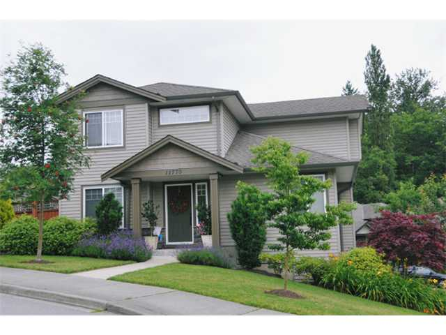 "Main Photo: 11770 238A Street in Maple Ridge: Cottonwood MR House for sale in ""RICHWOOD PARK"" : MLS® # V901679"