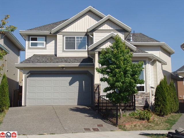 Main Photo: : House for sale : MLS® # F1113348