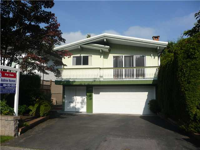 "Main Photo: 4693 W 15TH AV in Vancouver: Point Grey House for sale in ""Point Grey"" (Vancouver West)  : MLS® # V1031871"