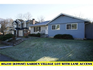 Main Photo: 4376 PINEWOOD Crescent in Burnaby: Garden Village House for sale (Burnaby South)  : MLS® # V1037956