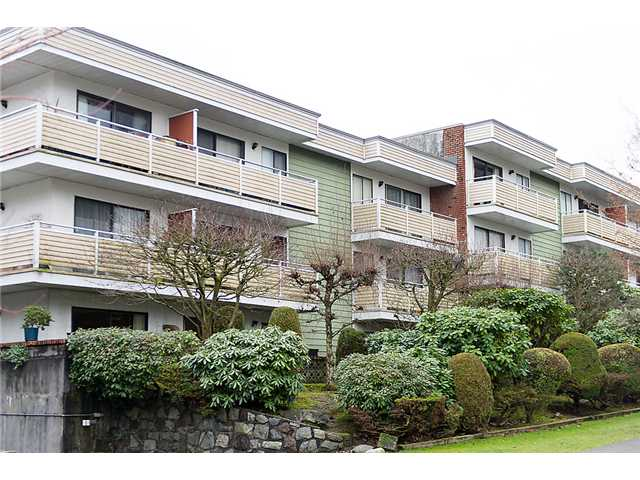 "Main Photo: 316 750 E 7TH Avenue in Vancouver: Mount Pleasant VE Condo for sale in ""DOGWOOD PLACE"" (Vancouver East)  : MLS(r) # V1041888"