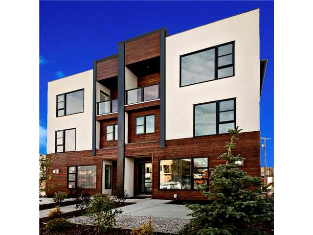 Main Photo: 1 4733 17 Avenue NW in Calgary: Montgomery Townhouse for sale : MLS® # C3636624