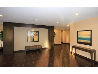"Main Photo: 202 288 UNGLESS Way in Port Moody: North Shore Pt Moody Condo for sale in ""THE CRESCENDO"" : MLS®# V1106068"