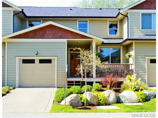 Main Photo: 110 2253 Townsend Road in SOOKE: Sk Broomhill Townhouse for sale (Sooke)  : MLS®# 362756