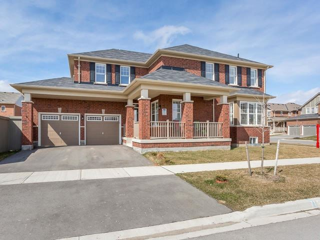 Main Photo: 48 Robert Parkinson Drive in Brampton: Northwest Brampton House (2-Storey) for sale : MLS® # W3454292