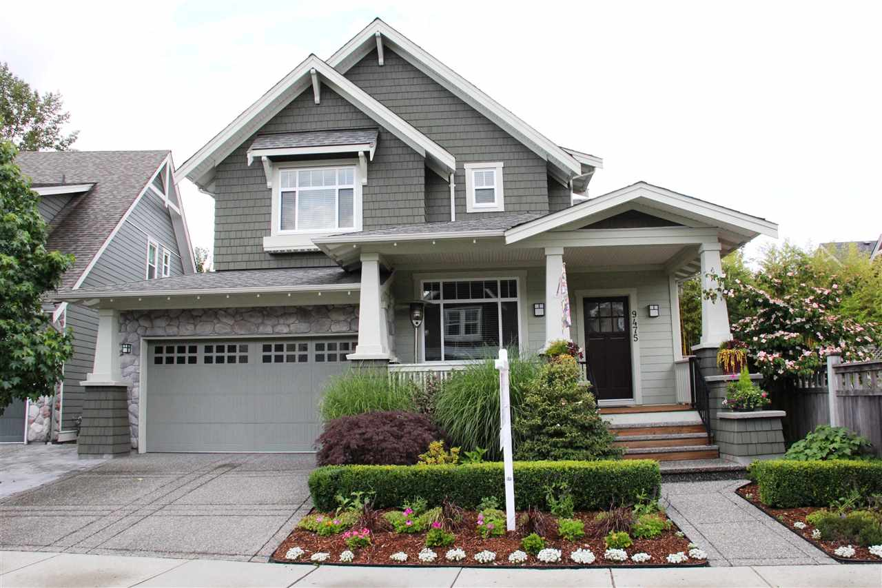 "Main Photo: 9475 WASKA Street in Langley: Fort Langley House for sale in ""Bedford Landing"" : MLS® # R2080781"