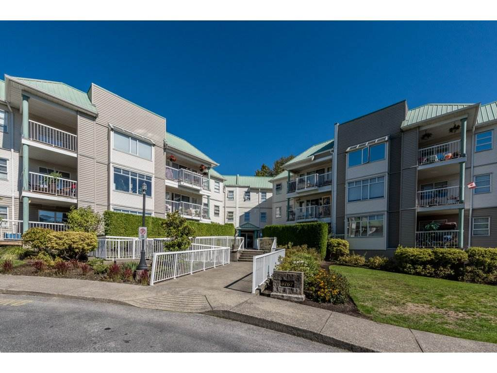 "Main Photo: 204 9767 140TH Street in Surrey: Whalley Condo for sale in ""Fraser Gate"" (North Surrey)  : MLS® # R2109980"