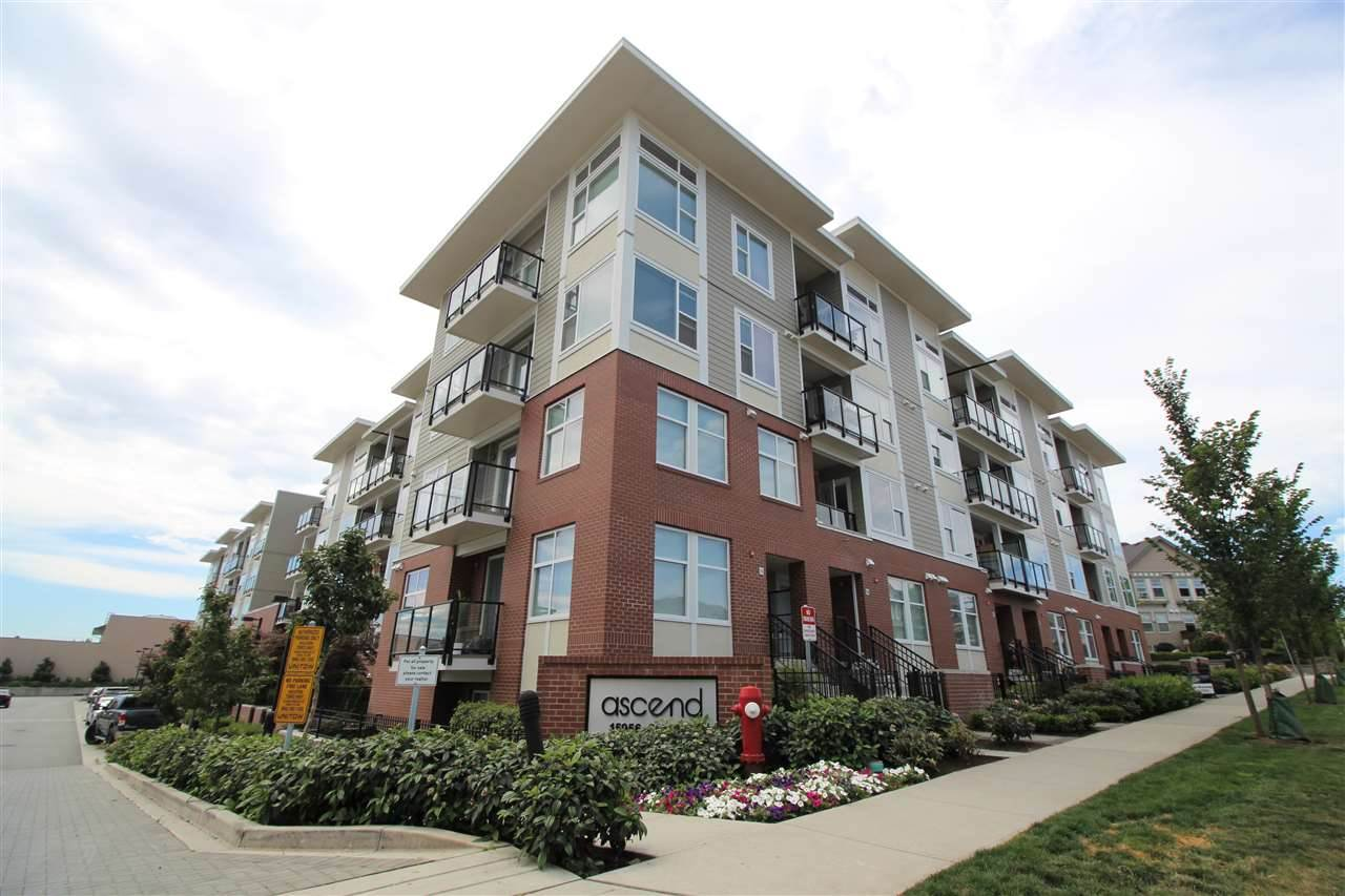 "Main Photo: 416 15956 86A Avenue in Surrey: Fleetwood Tynehead Condo for sale in ""Ascend"" : MLS® # R2122676"