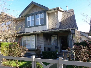 "Main Photo: 3 6050 166 Street in Surrey: Cloverdale BC Townhouse for sale in ""WESTFIELD"" (Cloverdale)  : MLS® # R2124338"