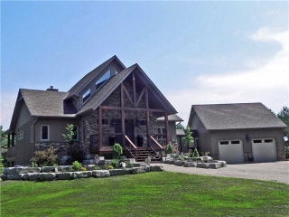 Main Photo: 667467 20th Sideroad in Mulmur: Rural Mulmur House (Bungaloft) for sale : MLS®# X3673778
