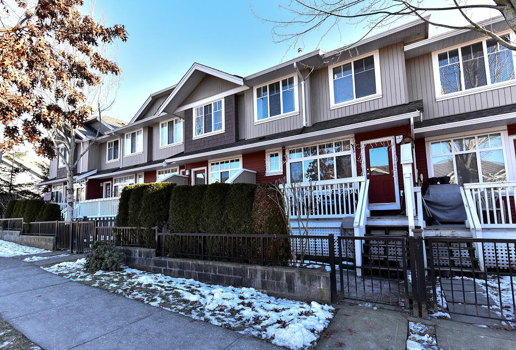 "Main Photo: 23 19455 65 Avenue in Surrey: Clayton Townhouse for sale in ""Two Blue"" (Cloverdale)  : MLS®# R2132375"