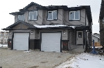 Main Photo: 15104 31 Street NW in Edmonton: Zone 35 House Half Duplex for sale : MLS(r) # E4049110
