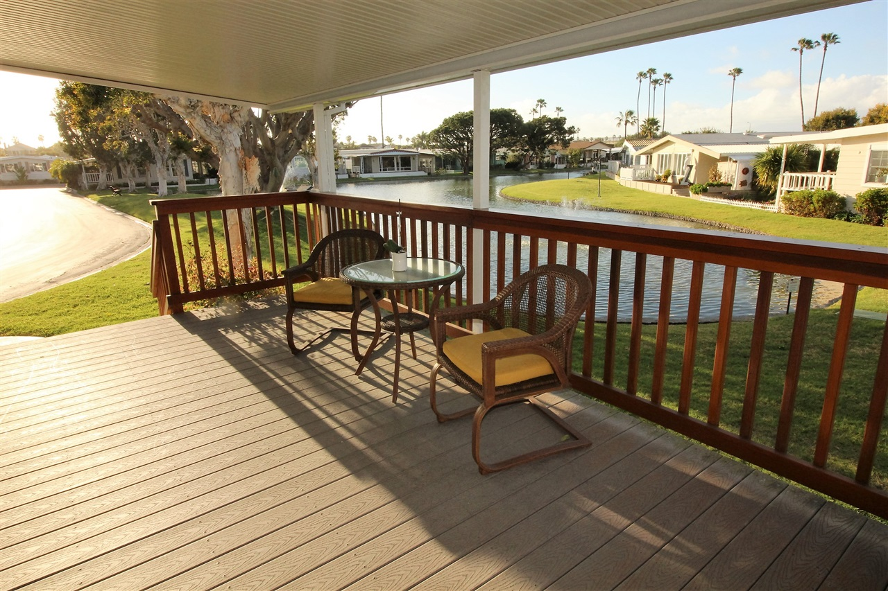 Photo 5: CARLSBAD WEST Manufactured Home for sale : 2 bedrooms : 7104 Santa Cruz #57 in Carlsbad
