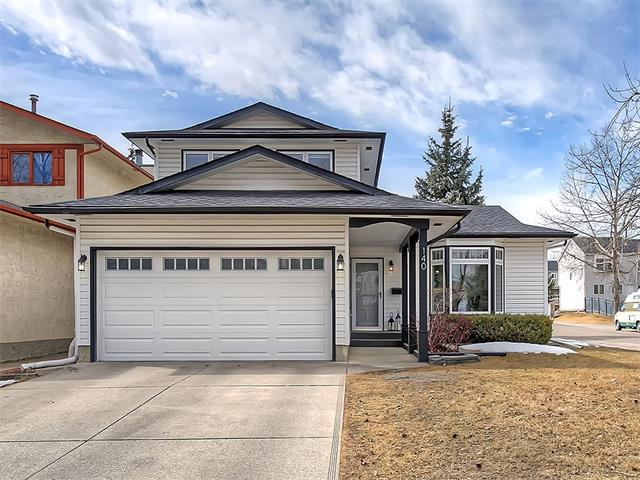 Main Photo: 140 WOODBINE Boulevard SW in Calgary: Woodbine House for sale : MLS®# C4107604
