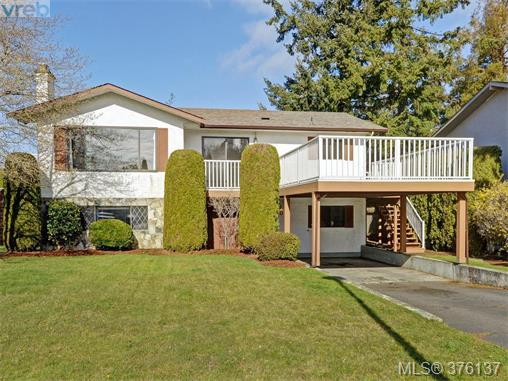 Main Photo: 4406 Tremblay Drive in VICTORIA: SE Gordon Head Single Family Detached for sale (Saanich East)  : MLS® # 376137