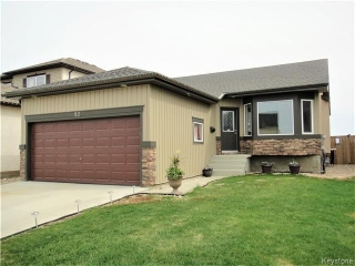 Main Photo: 82 Ed Golding Bay in Winnipeg: Canterbury Park Residential for sale (3M)  : MLS(r) # 1712848