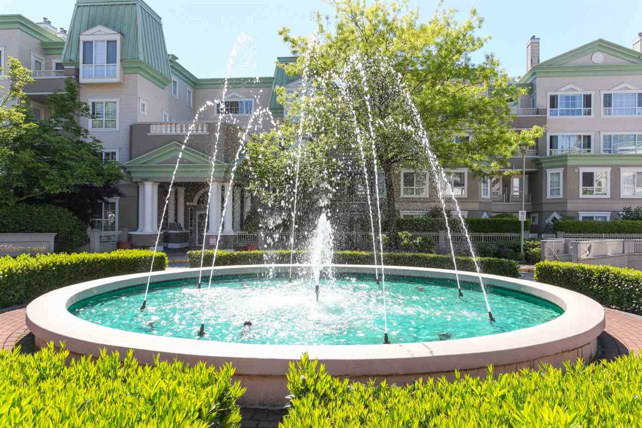 "Main Photo: 203 2970 PRINCESS Crescent in Coquitlam: Canyon Springs Condo for sale in ""MONTCLAIR"" : MLS®# R2170123"