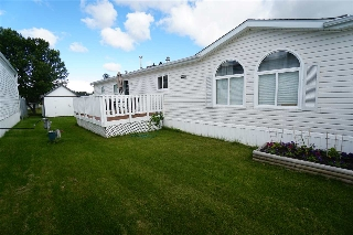 Main Photo: 877 5322 RR 272: Rural Parkland County Mobile for sale : MLS® # E4071634