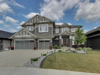 Main Photo: 4031 WHISPERING RIVER Drive in Edmonton: Zone 56 House for sale : MLS® # E4073942