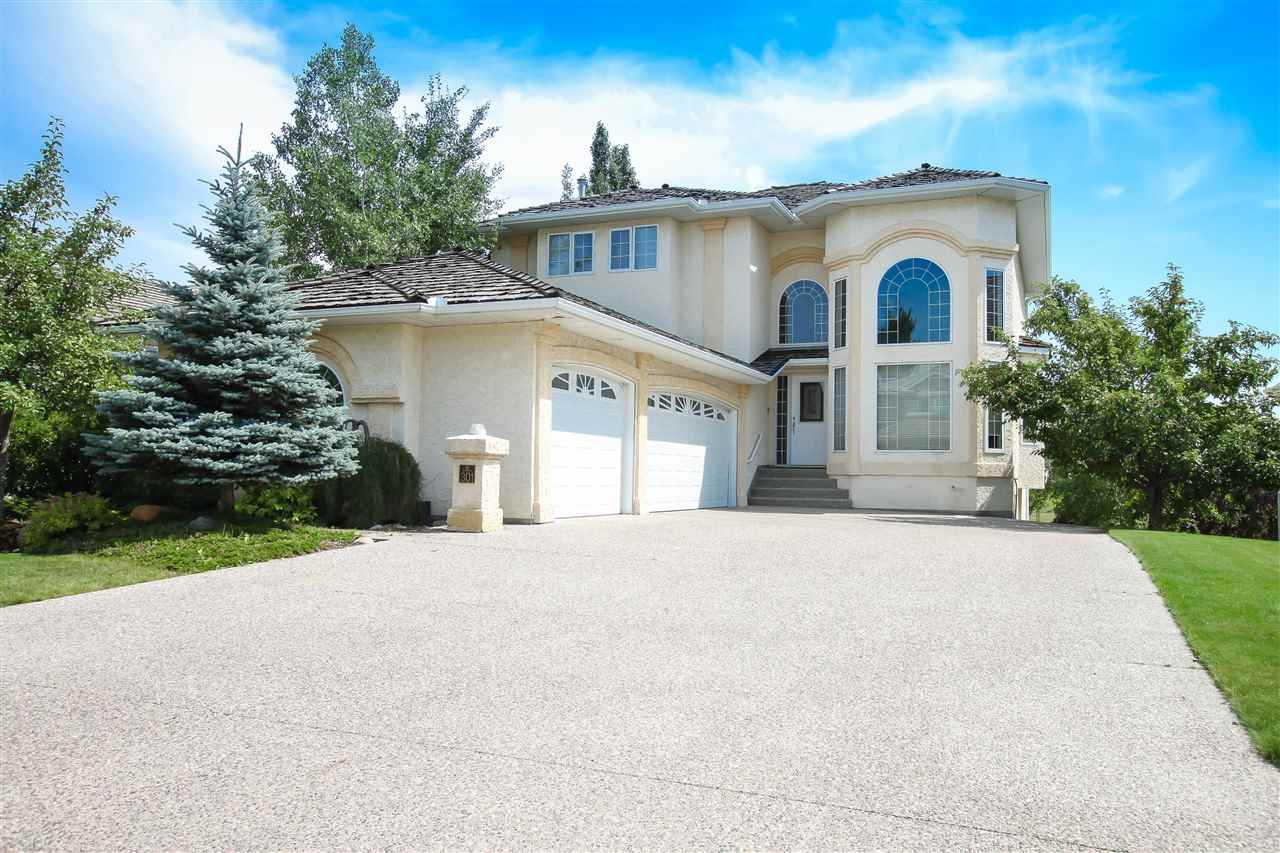 Main Photo: 301 NOTTINGHAM Cove: Sherwood Park House for sale : MLS® # E4076894