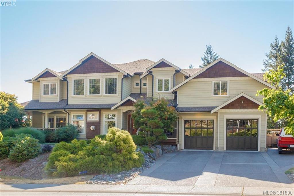 Main Photo: 3397 Rockwood Terrace in VICTORIA: Co Triangle Single Family Detached for sale (Colwood)  : MLS®# 381890