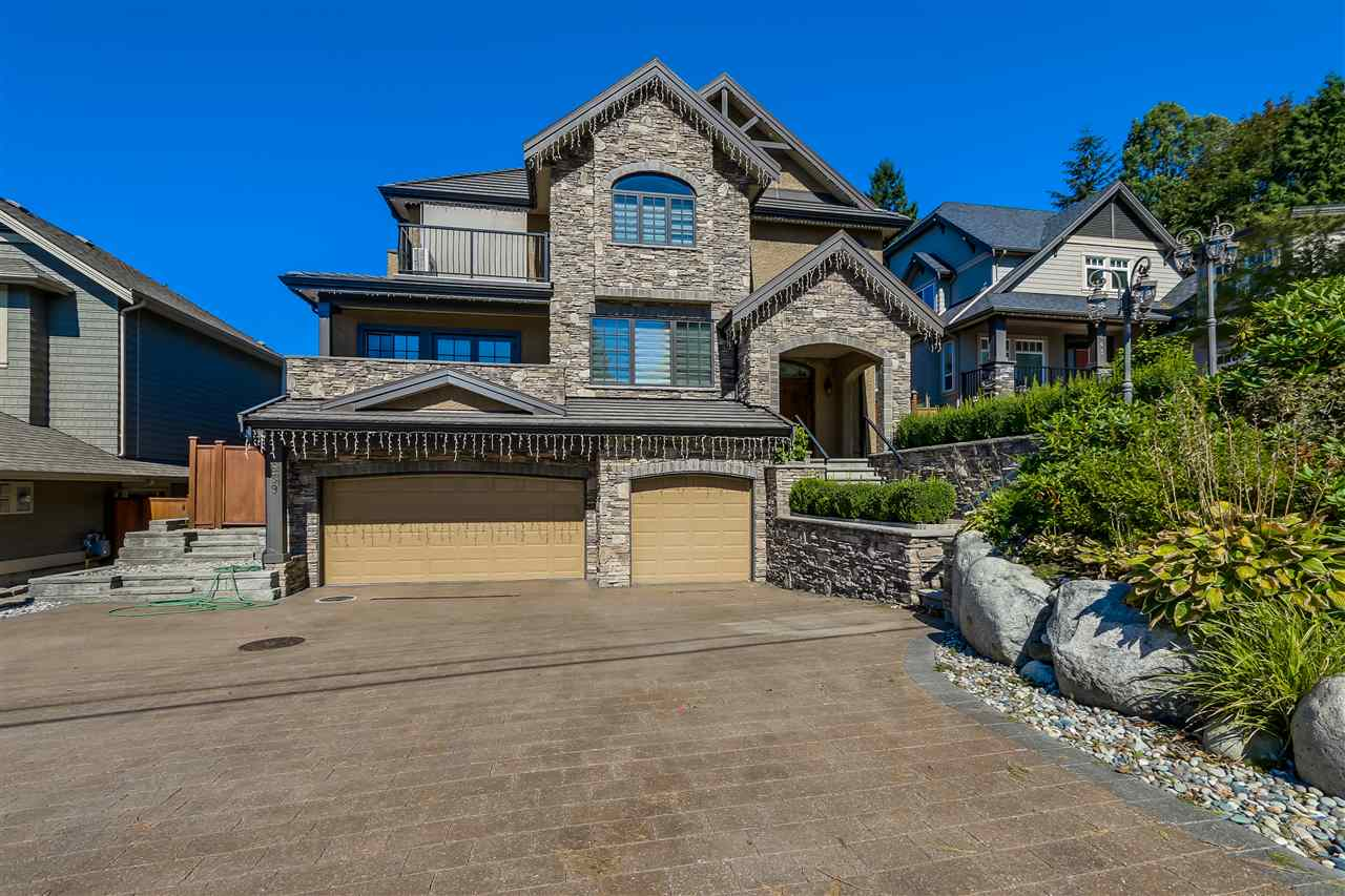 "Main Photo: 639 SYDNEY Avenue in Coquitlam: Coquitlam West House for sale in ""VANCOUVER GOLF COURSE"" : MLS®# R2198798"