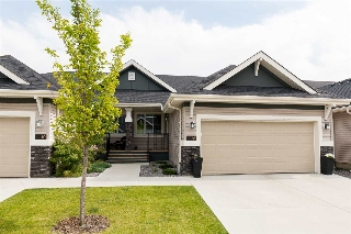 Main Photo: 18 2632 BOWEN Way in Edmonton: Zone 55 House Half Duplex for sale : MLS® # E4079269