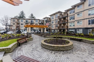 "Main Photo: 413 2565 CAMPBELL Avenue in Abbotsford: Central Abbotsford Condo for sale in ""Abacus Uptown"" : MLS® # R2208734"