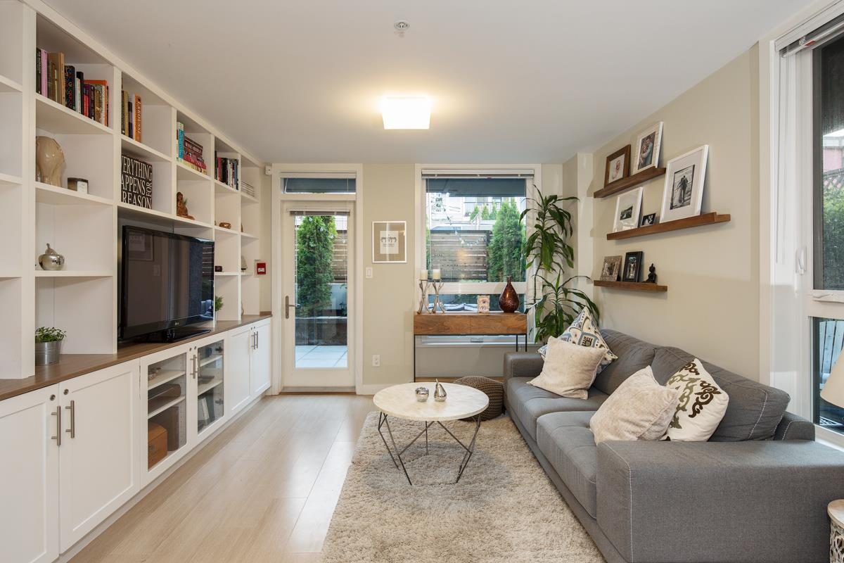 "Main Photo: 101 562 E 7TH Avenue in Vancouver: Mount Pleasant VE Condo for sale in ""8 ON 7"" (Vancouver East)  : MLS® # R2212235"