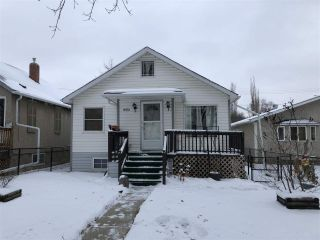 Main Photo: 11931 96 Street in Edmonton: Zone 05 House for sale : MLS® # E4088585