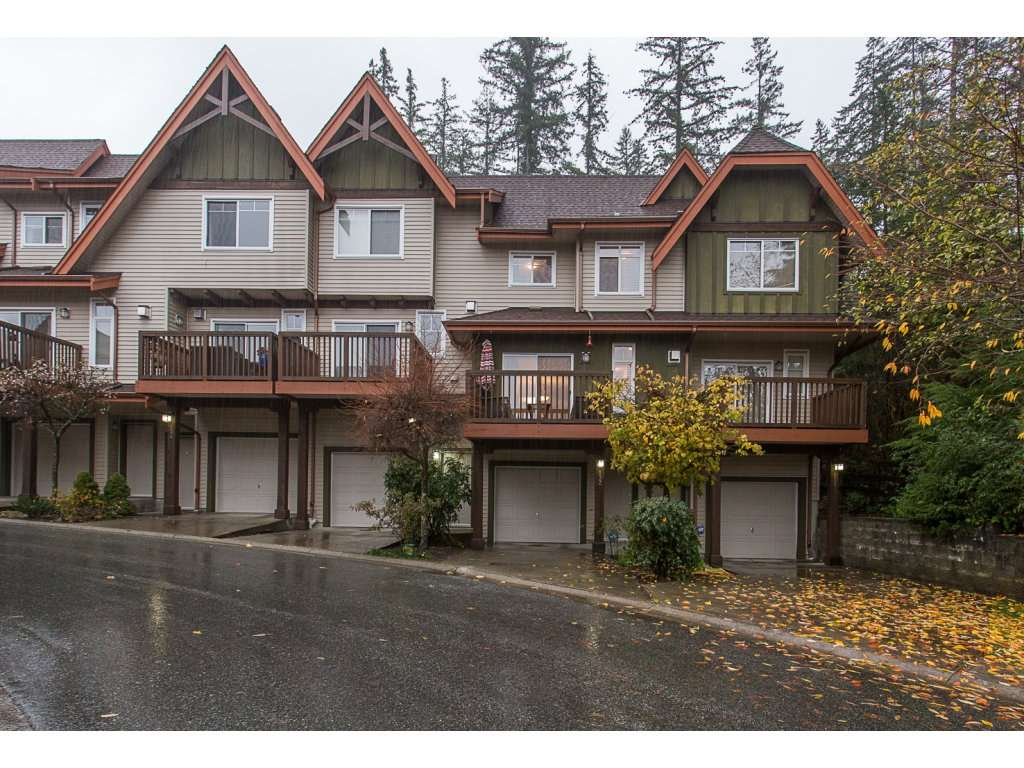 "Main Photo: 132 2000 PANORAMA Drive in Port Moody: Heritage Woods PM Townhouse for sale in ""MOUNTAINS EDGE"" : MLS®# R2223784"