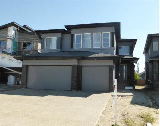 Main Photo: 1035 WALKOWSKI Place in Edmonton: Zone 56 House for sale : MLS® # E4090601