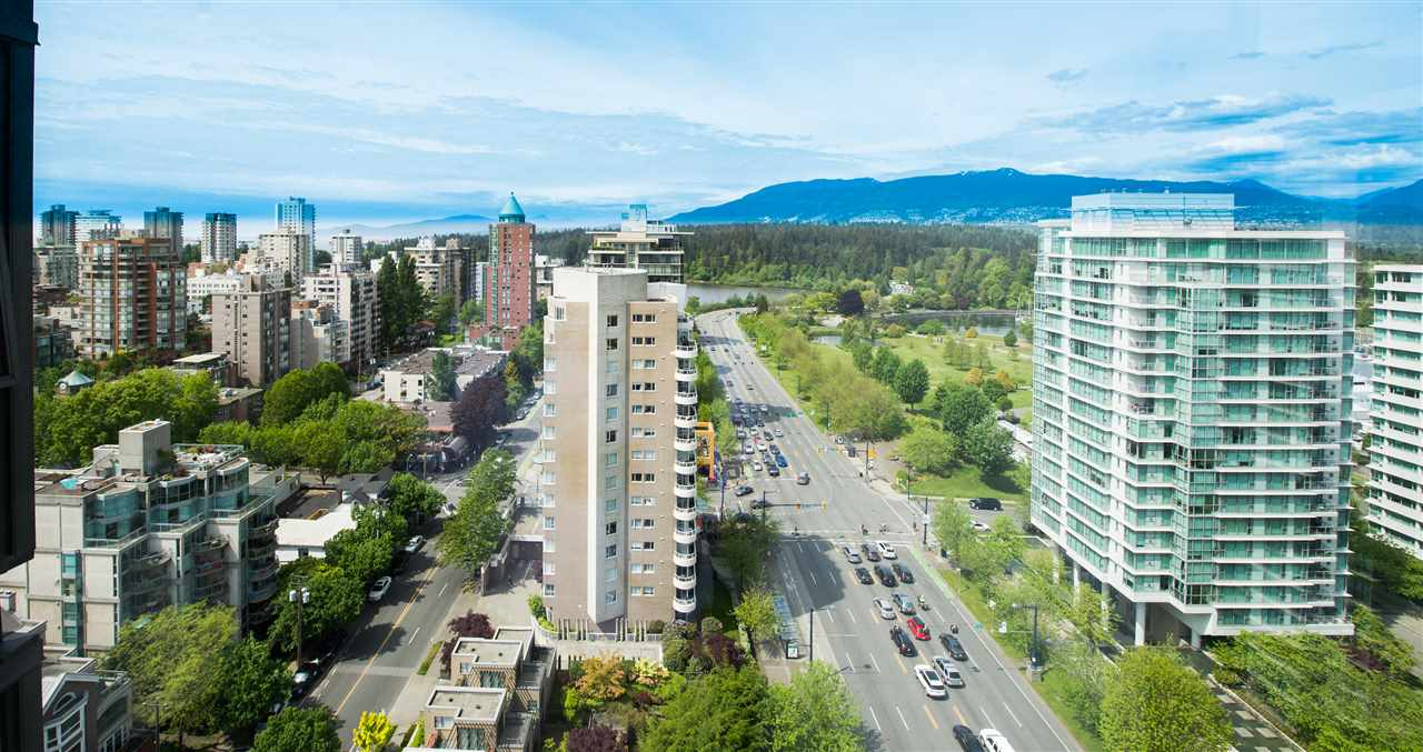 Main Photo: 2106 1723 ALBERNI STREET in Vancouver: West End VW Condo for sale (Vancouver West)  : MLS® # R2147967