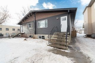 Main Photo: 11828 124 Street NW in Edmonton: Zone 04 House Half Duplex for sale : MLS® # E4093000