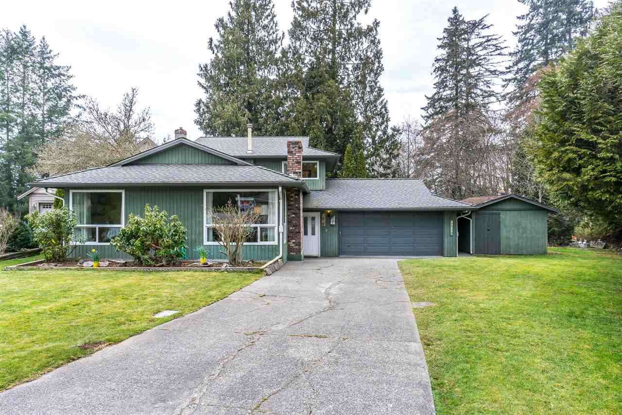 "Main Photo: 4965 198B Street in Langley: Langley City House for sale in ""Mason Heights"" : MLS®# R2245663"