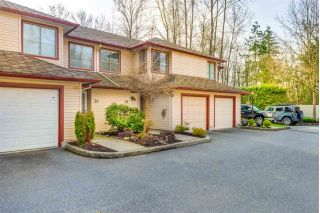"Main Photo: 38 21960 RIVER Road in Maple Ridge: West Central Townhouse for sale in ""FOXBOROUGH HILLS"" : MLS®# R2254602"