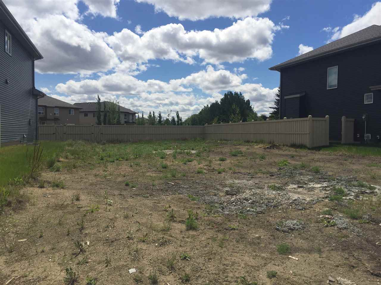 Main Photo: 20 Enchanted Way: St. Albert Vacant Lot for sale : MLS®# E4114645