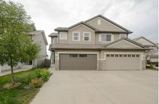 Main Photo: 1666 MELROSE Place in Edmonton: Zone 55 House Half Duplex for sale : MLS®# E4120631