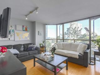 "Main Photo: 607 888 PACIFIC Street in Vancouver: Yaletown Condo for sale in ""PACIFIC PROMENADE"" (Vancouver West)  : MLS®# R2295781"