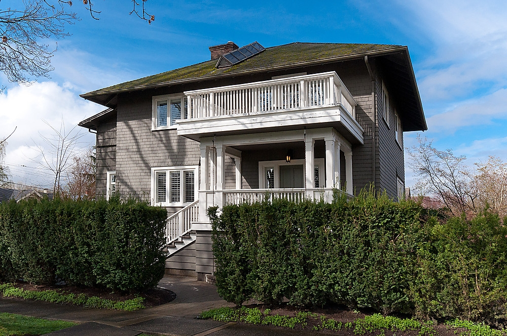 Main Photo: 5837 ELM Street in Vancouver: Kerrisdale House for sale (Vancouver West)  : MLS® # V954618