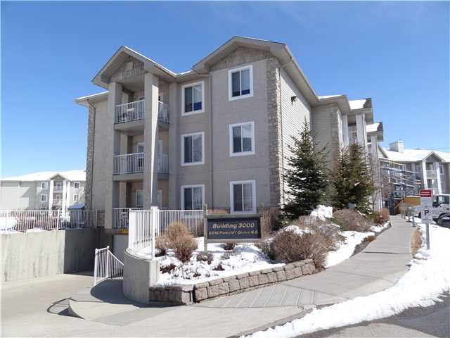 Main Photo: 3307 6818 PINECLIFF Grove NE in CALGARY: Pineridge Condo for sale (Calgary)  : MLS® # C3530350