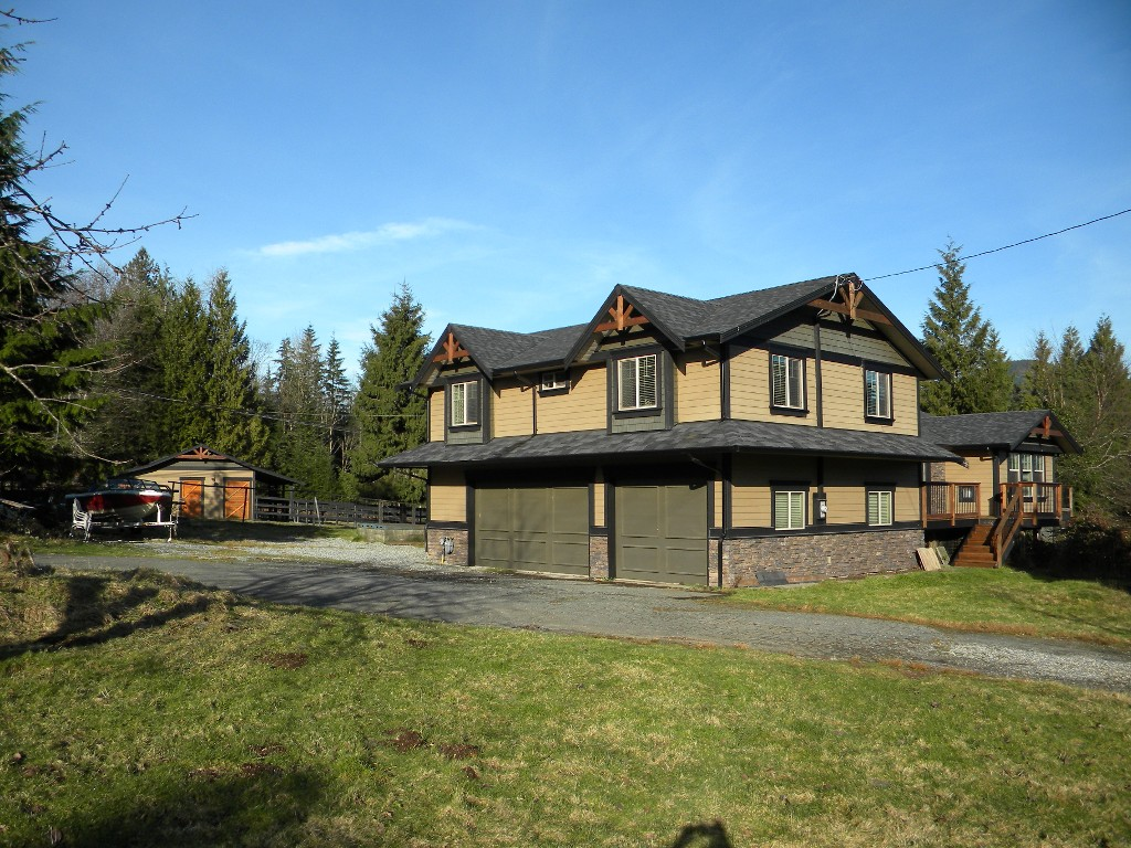 Photo 13: Photos: 30919 DEWDNEY TRUNK RD in Mission: Stave Falls House for sale : MLS®# F1303274