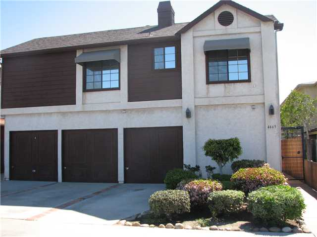 Photo 1: UNIVERSITY HEIGHTS Home for sale or rent : 1 bedrooms : 4665 Oregon #5 in San Diego
