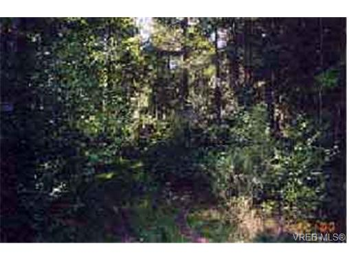 Main Photo: LT 1 Byron Road in : GI Salt Spring Land for sale (Gulf Islands)  : MLS®# 139983