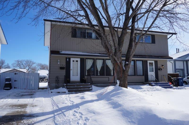 Main Photo: 177 Lake Ridge Road in : Crestview Single Family Attached for sale (West Winnipeg)