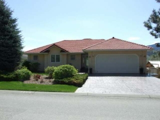 Main Photo: 3460 Navatanee Drive in Kamloops: South Thompson Valley House for sale : MLS®# 127264