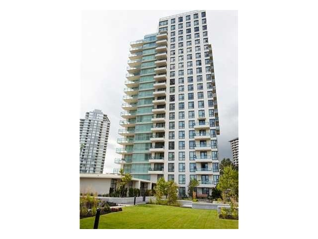 Main Photo: 602 2200 Douglas Road in Burnaby: Brentwood Park Condo for sale (Burnaby North)  : MLS® # V1089361